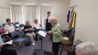 Choir Director - Bonnie King