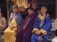 living nativity scene